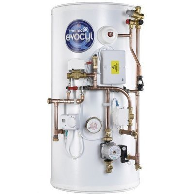 UN VENTED HOT WATER CYLINDER SUPPLY & INSTALL (260L)