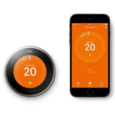 Nest Learning Thermostat 3rd Generation wifi