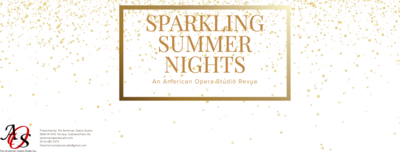Sparkling Summer Nights-June 25th 8:00pm