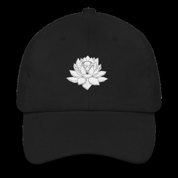 Crystal Lotus Ballcap