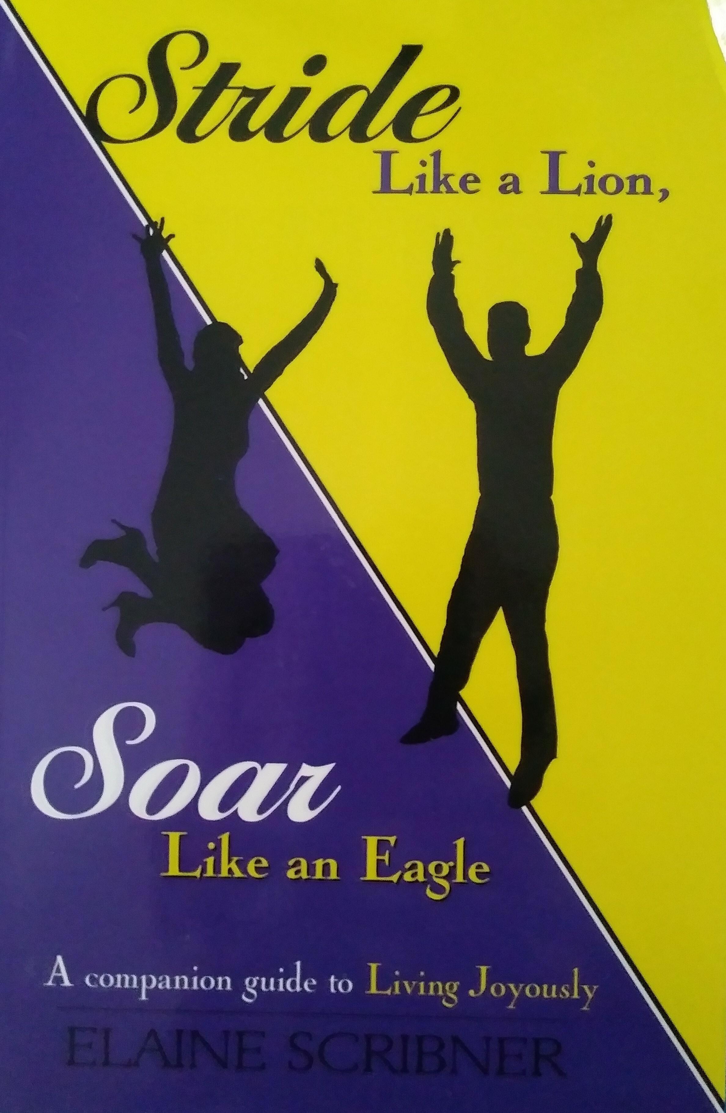 Stride Like a Lion, Soar Like an Eagle 00004