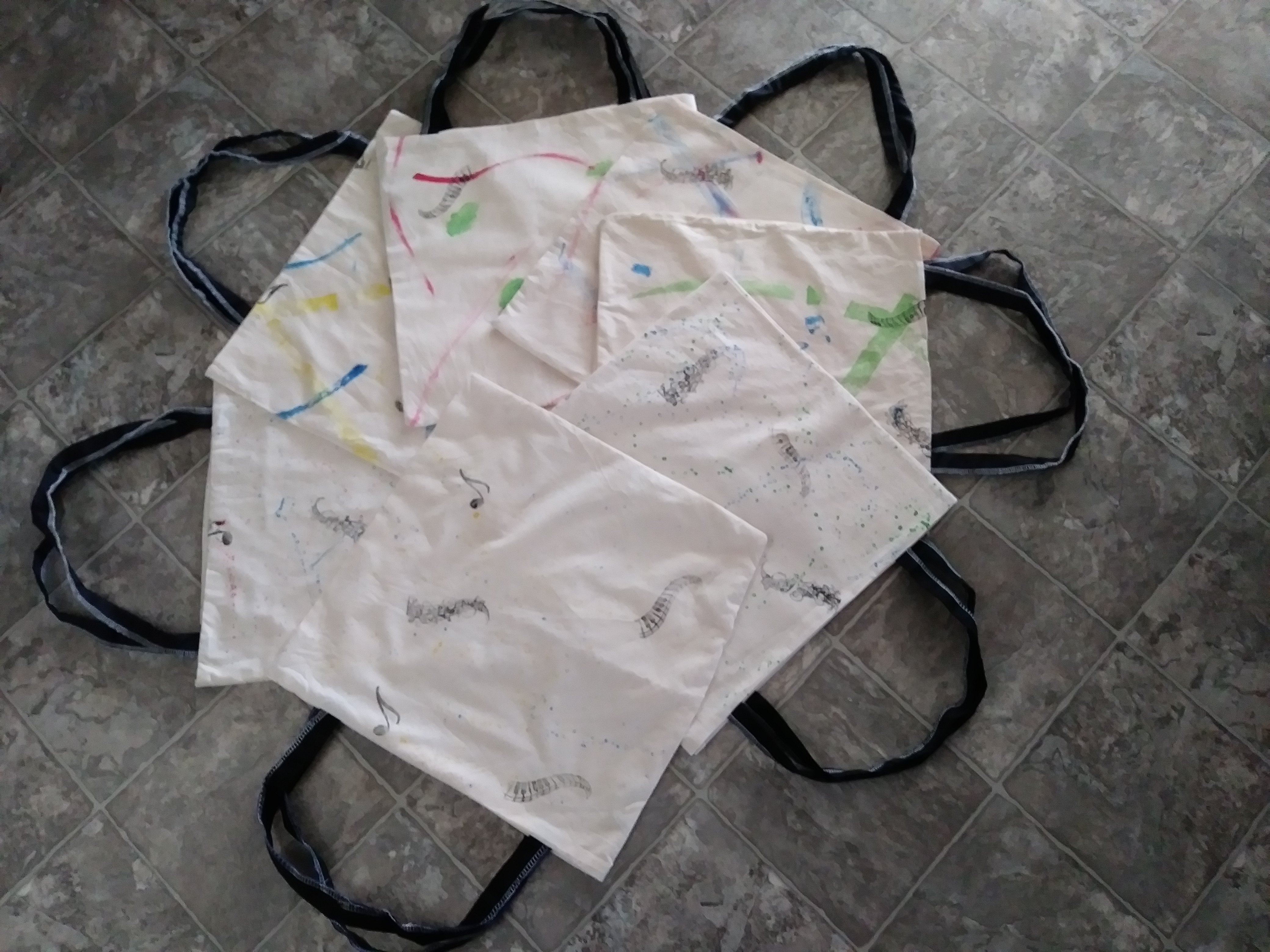 Music Note Totes 00001