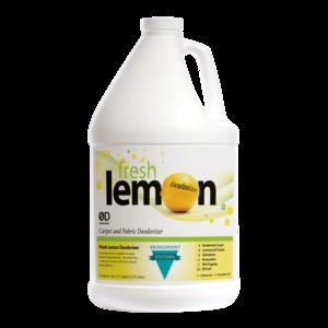 Bridgepoint Fresh Lemon Carpet and Fabric Deodorizer