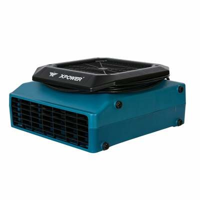 XPOWER PL-700A Professional Low Profile Air Mover (1/3 HP)