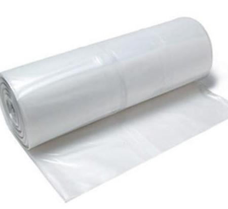 "33"" x 48"" 3.8 Mil CLEAR Trash Bags (100ct.)"