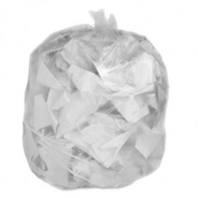 "40"" X 48"" 16 Micron CLEAR Trash Bags (250ct.)"