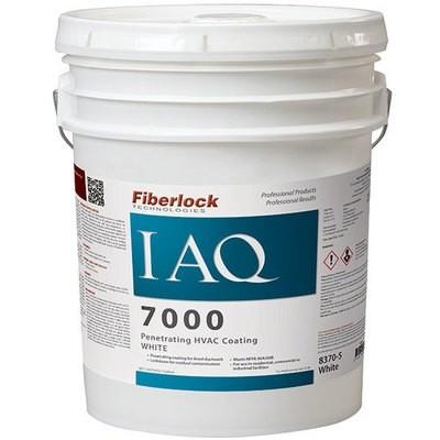 Fiberlock IAQ 7000 WHITE HVAC Sealant (5 Gal.)