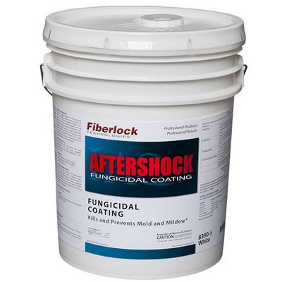 Fiberlock Aftershock Fungicidal Coating (5 Gal.)