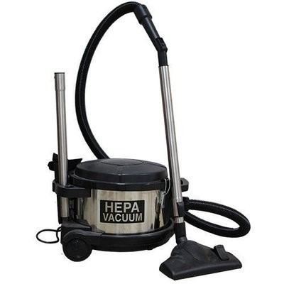 Pullman-Holt 390ASB Canister HEPA Vacuum Package
