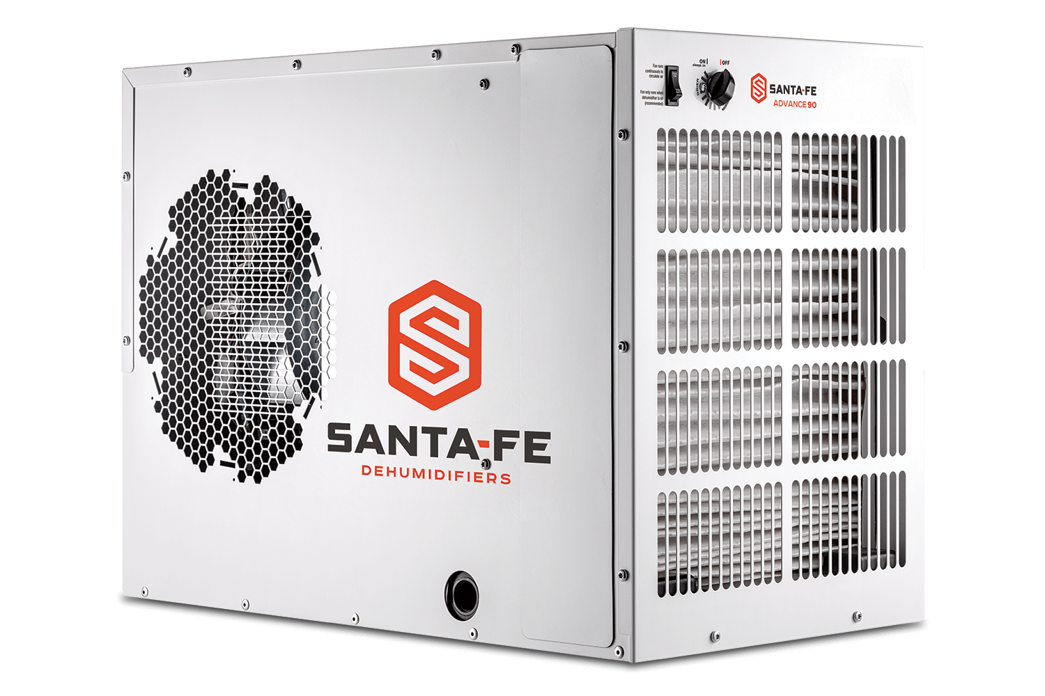 Santa Fe Advanced90 Dehumidifier