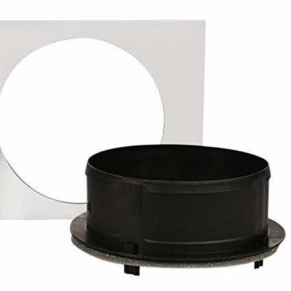 "Santa Fe Return Duct Kit, 10"" Collar and Plenum (1 ct.)"