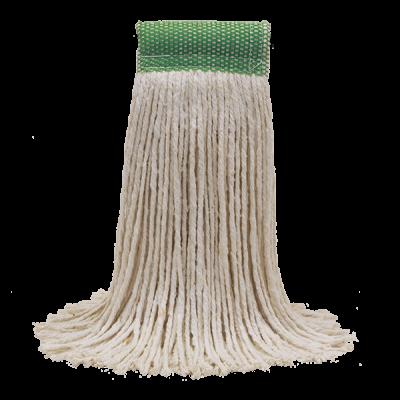 """Nexstep Cotton Cut-End Mop, 24""""  (Head Only)"""