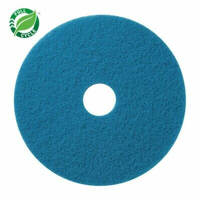Americo Blue Cleaner Floor Pad (17