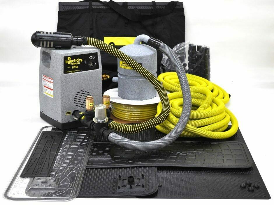 Injectidry HP60 Plus Floor Drying Package