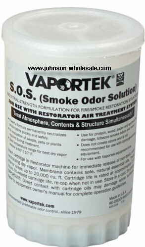Vaportek S.O.S. Cartridge for Restorator