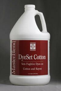 MasterBlend DyeSet Cotton (Gal.)
