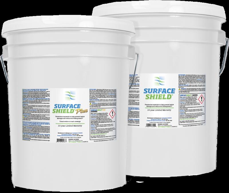 SurfaceShield Plus Protectant, White (5 gal.)