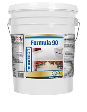 Chemspec Formula 90 Carpet Detergent (5 Gal.)