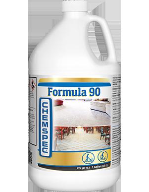Chemspec Formula 90 Carpet Detergent (Gal.)