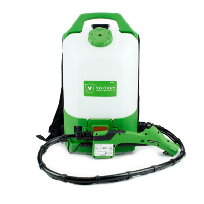 Victory Cordless Electrostatic Backpack Sprayer - FREE SHIPPING
