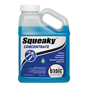Basic Coatings Squeaky Concentrate Floor Cleaner (Gal.)