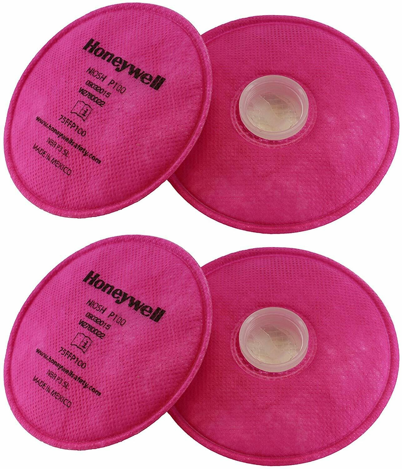 Honeywell North P100 Filter (2/pk)