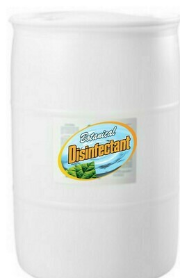 Benefect Botanical Disinfectant (55 Gallon Drum)
