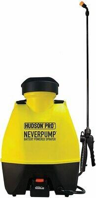 Hudson Neverpump 4 Gallon Backpack Sprayer