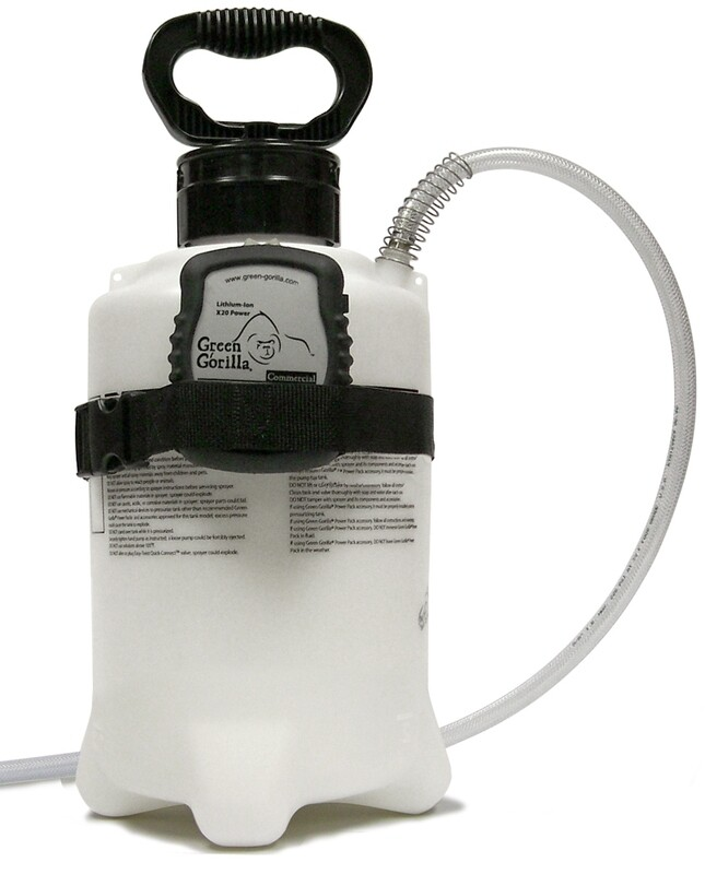 Green Gorilla B Series Decon System