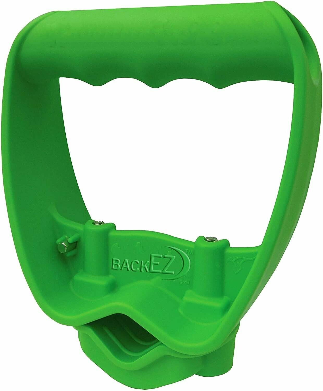 BackEZ Ergonomic Handle, Green