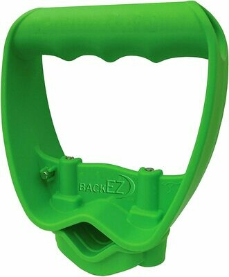 BackEZ Ergonomic Handle, Green