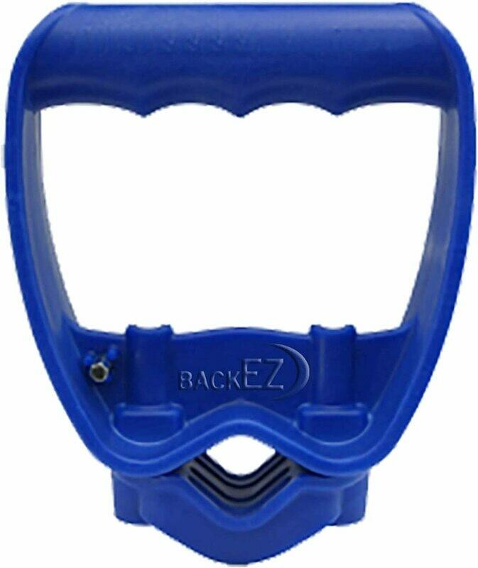BackEZ Ergonomic Handle, Blue