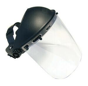 SAS Standard Face Shield, Clear