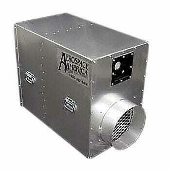 Aerospace America Mighty Mite Air Scrubber