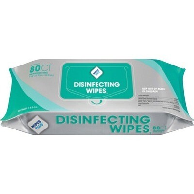 Wipes Plus Disinfectant Surface Wipes
