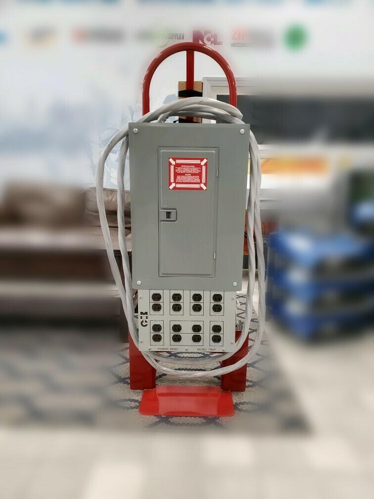 MTC Portable Power Panel