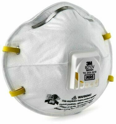 3M N95 Particulate Respirator (10 pack)