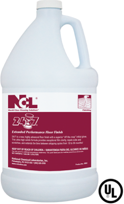 24-7 Extended Performance Floor Finish (Gal.)