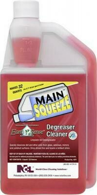 Main Squeeze Degreaser Cleaner (32oz)