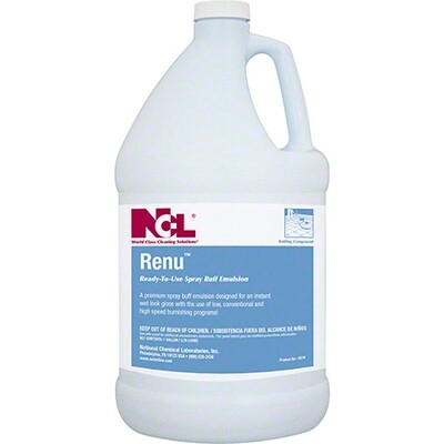 Renu Spray Buff Emulsion (Gal.)