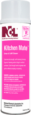 Kitchen Mate Oven and Grill Cleaner (18oz)