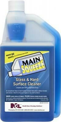 Main Squeeze Glass & Hard Surface Cleaner (32oz)