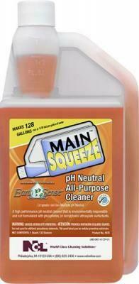 Main Squeeze Neutral Floor Cleaner (32oz)