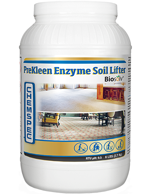 PreKleen Enzyme Soil Lifter with Biosolv (6lbs)