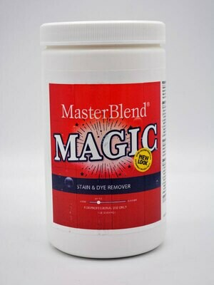 Magic Stain & Dye Remover (1lb)