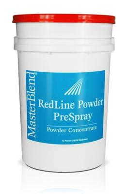 MasterBlend ReDline Powder Prespray (42lbs)