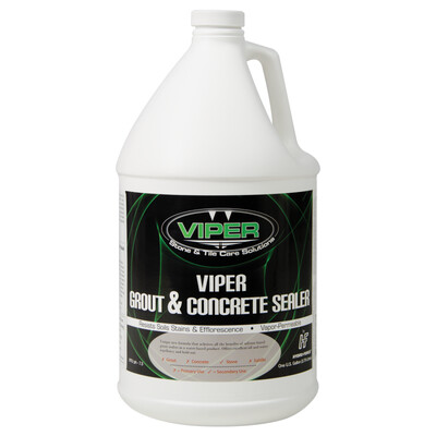 Viper Grout And Concrete Sealer (Gal.)
