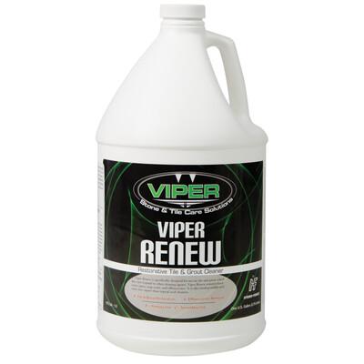 Viper Renew Restorative Tile & Grout Cleaner (Gal.)