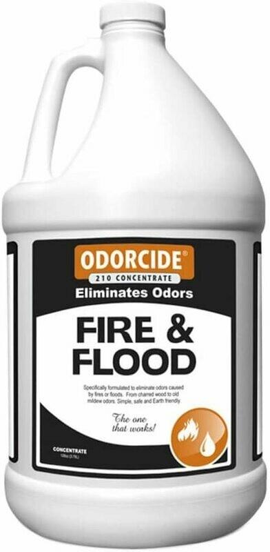 Odorcide Fire & Flood Deodorizer (Gal.)
