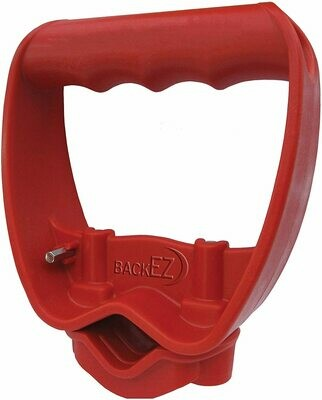 BackEZ Ergonomic Handle, Red